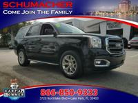 Options:  2015 Gmc Yukon Slt| |Front/