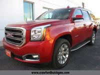 Come see this 2015 GMC Yukon SLT. Its Automatic
