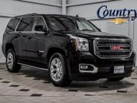 Yukon... SLT... 4WD... 5.3 V8... Leather... Heated and