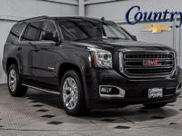 Yukon... SLT... 4WD... 5.3 V8... 6-Speed Automatic...