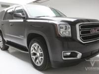 This 2015 GMC Yukon SLT 4x4 with only 43,746 miles is