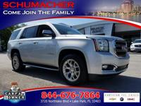 Options:  2015 Gmc Yukon Slt 4X4| |Front/