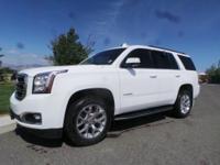 Options:  2015 Gmc Yukon 1500 Slt|Driver Alert