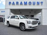Recent Arrival! CARFAX CERTIFIED, LOCAL TRADE, Yukon XL