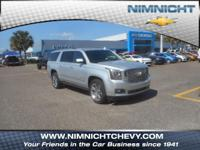 $800 below NADA Retail! GMC Certified, CARFAX 1-Owner,