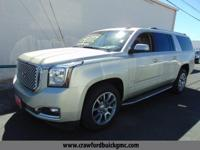 Check out this 2015 GMC Yukon XL Denali. Its Automatic