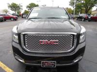 Options:  2015 Gmc Yukon Xl 1500 Denali|Black|Gm