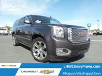 Check out this gently-used 2015 GMC Yukon XL we
