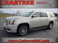 Options:  2015 Gmc Yukon Xl Denali|4X4 Denali 4Dr