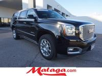 2015 GMC Yukon XL Denali in Onyx Black with Jet Black