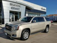 This 2015 GMC Yukon XL SLE is offered to you for sale