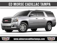 This 2015 GMC Yukon XL SLE is proudly offered by Ed