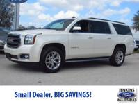 Beautiful, 2015 GMC Yukon XL SLT! Loaded with leather,
