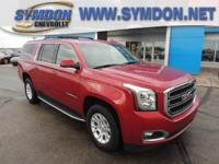 Options:  2015 Gmc Yukon Xl Slt 1500|4X4 Slt 1500 4Dr