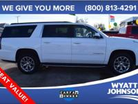 If you've been hunting for the perfect 2015 GMC Yukon