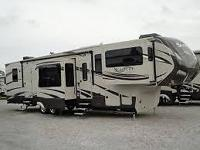 2015 Grand Design Solitude 369RL, Used 6 months,