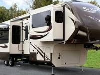 2015 Grand Design Solitude 379FL, This Fifth Wheel is