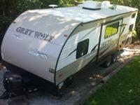 I have for sale a 2015 Grey Wolf camper. In great shape