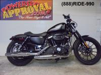 2015 Harley Davidson 883 Iron for sale only $7,400!