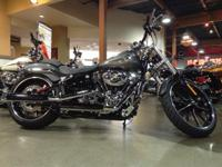 2015 Harley-Davidson Breakout New color option for