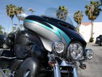 Motorcycles CVO 1435 PSN . At the very top of the
