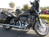 2015 Harley-Davidson CVO Street Glide PLEASE CALL MIKE