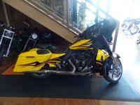 2015 Harley-Davidson CVO Street Glide 2015