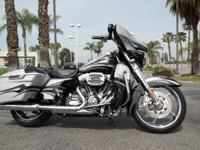 Motorcycles CVO 1435 PSN . This is the hot rod bagger