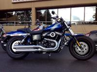 2015 Harley-Davidson Fat Bob Style and a fun ride! the