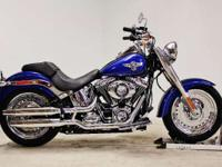 2015 Harley-Davidson Fat Boy New the original fat