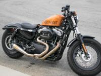 2015 Harley Davidson Forty-Eight ***Only 1175