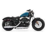 2015 Harley-Davidson Forty-Eight XL1200X Sportster With