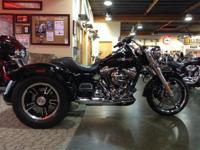 2015 Harley-Davidson Freewheeler Very fun hot rod! Hot