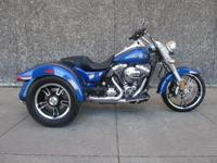 015 Harley-Davidson Freewheeler Trike - FLR 1617