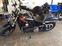 2015 Harley-Davidson FXDF 103 Dyna Fat Bob. This is a