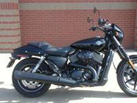 2015 Harley-Davidson Harley-Davidson Street 750 Call to