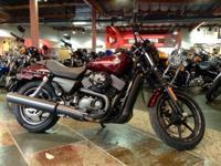 2015 Harley-Davidson Harley-Davidson Street 750 Great