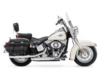Motorbikes Softail. Revealed in Superior Blue. 2015