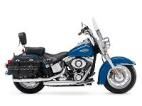 Motorcycles Softail 1060 PSN. Shown in Superior Blue.