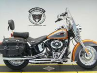 2015 Harley-Davidson Heritage Softail Classic New