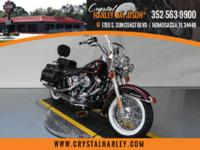 2015 Harley-Davidson Heritage Softail Classic Soft Tail