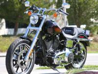 2015 Harley-Davidson Low Rider Factory ABS & Security