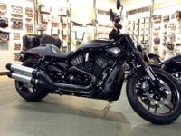 2015 Harley-Davidson Night Rod Special Blacked out and