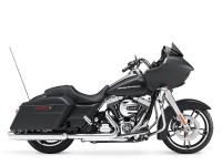 2015 Harley-Davidson Road Glide Tough looking bike with