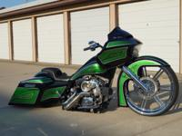 Full Custom 2015 Road Glide Special built by Hofmann