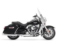 The Road King motorcycle truly is the king of the road.