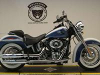 Bikes Softail 2468 PSN. Pure nostalgic beauty covered