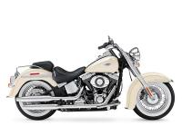 2015 Harley-Davidson Softail Deluxe OLD SCHOOL! Pure