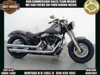 2015 Harley-Davidson Softail Slim the perfect blend of