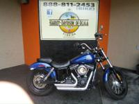 2015 Harley-Davidson Street Bob GREAT COLOR READY TO